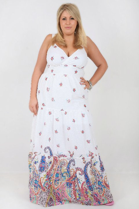 Tailor made Cotton Maxi Dresses