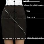 Measuring Skirts