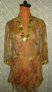 Tailor made Tunic Tops