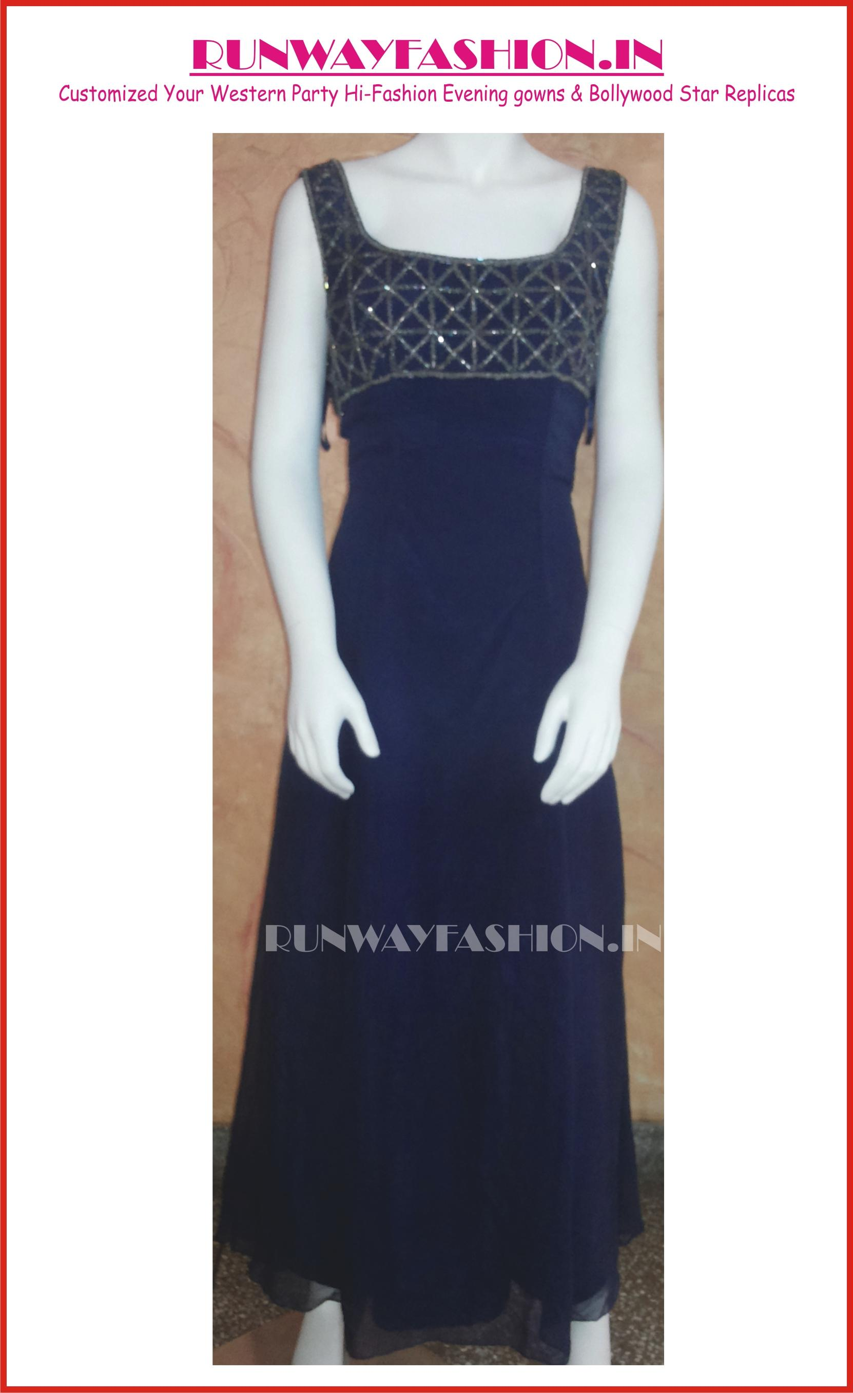 Long Party Dress for Rent