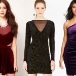 Burnout Velvet Dresses