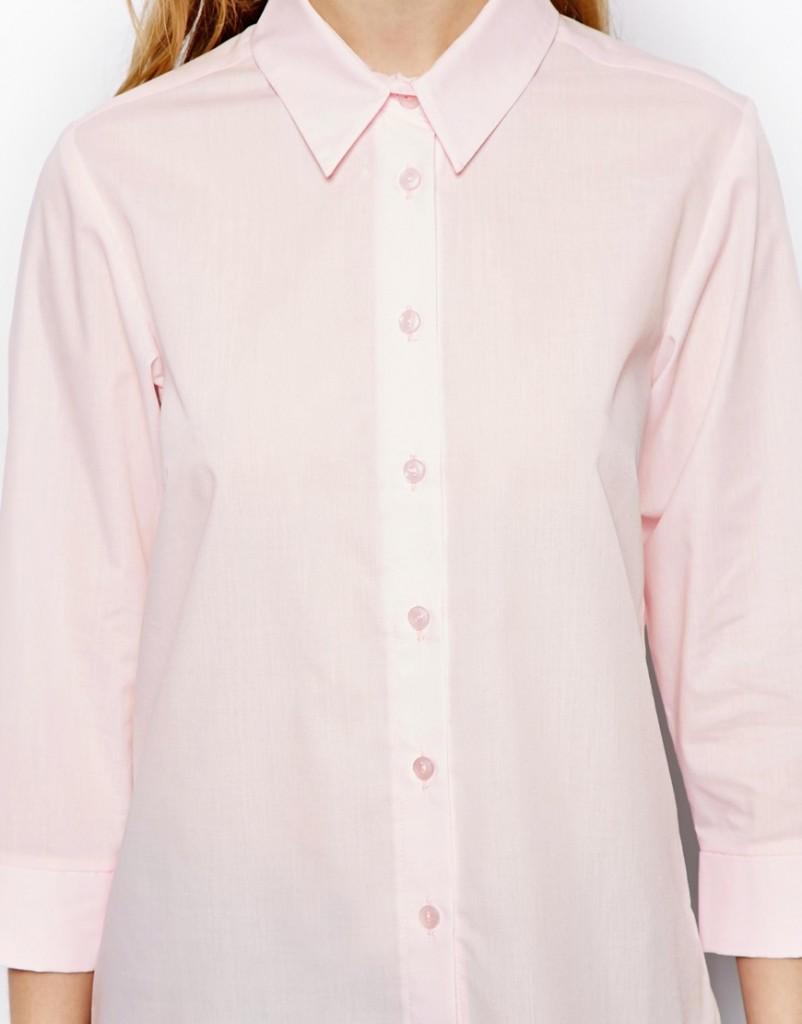 Women Tailored Shirt custom made