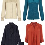 Tailored shirts for women