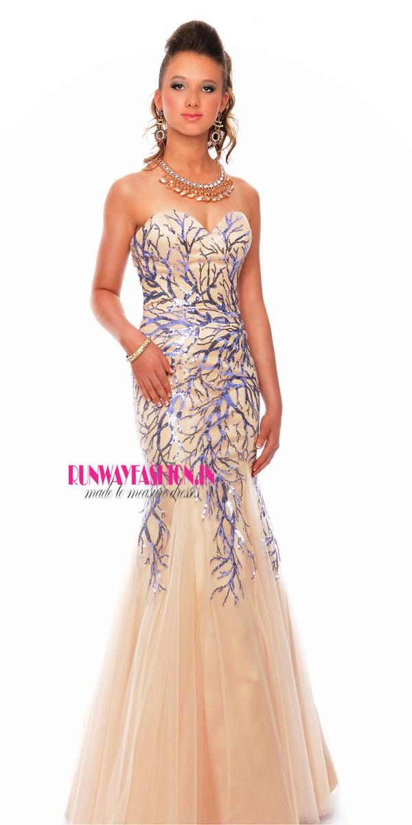 6fff51b47606 Mermaid Dress - Runway Fashion - Tailor made dresses, Cocktail party ...