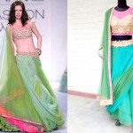 Custom Made Lehenga with Changes