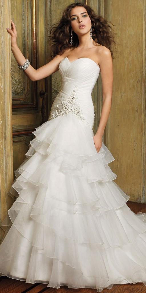 d83da0a30 فساتين زفاف المسيحية - المدرج الأزياء - مصممة خصيصا فساتين, فساتين ...