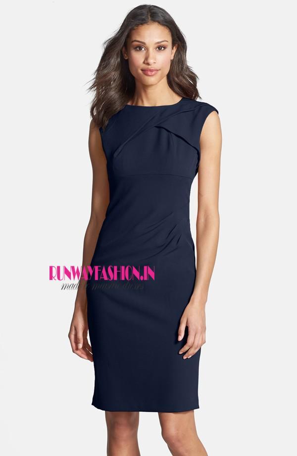 Runway Fashion Kjoler Kjoler Cocktail Skræddersyede Kontor 5qxzpUaEE