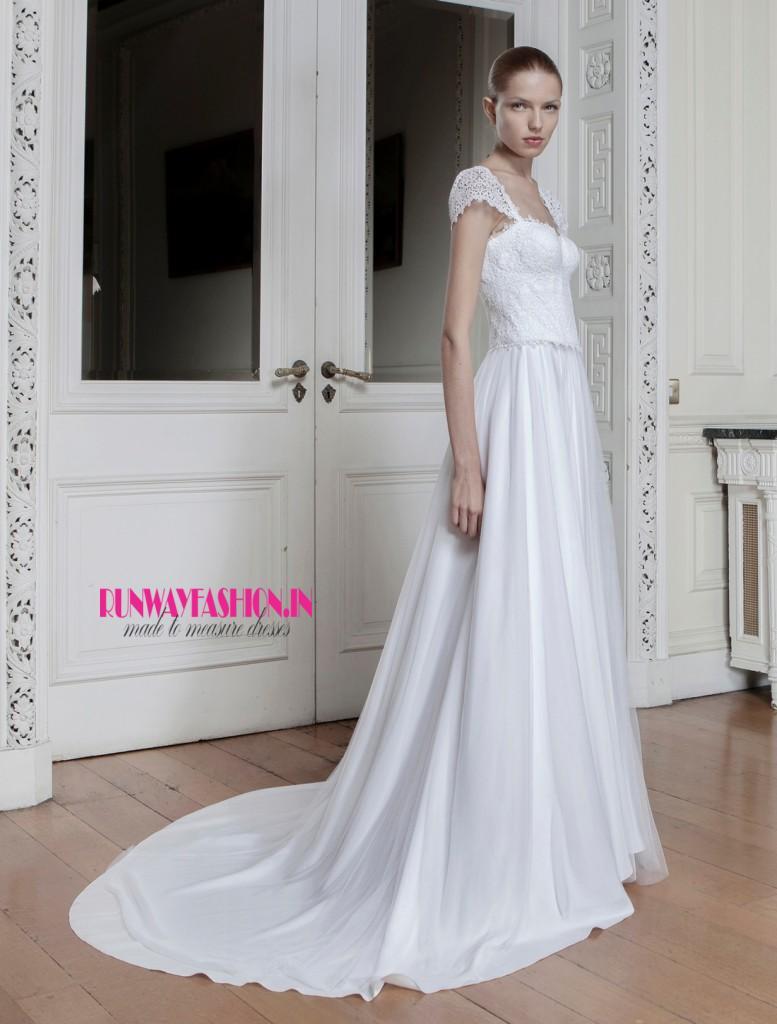 5d1b188a1 Vestidos de boda cristianas - Runway Fashion - A medida vestidos ...