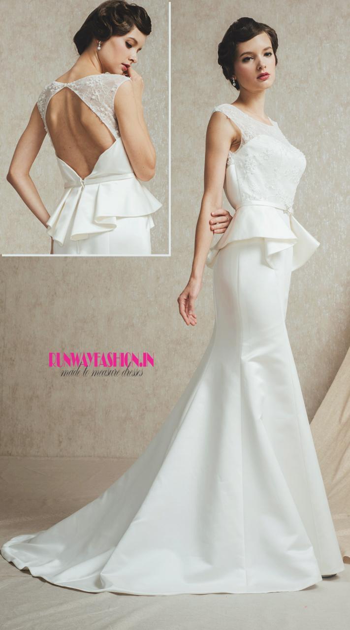 Christian Wedding Gowns & Dresses - Custom Tailor Made