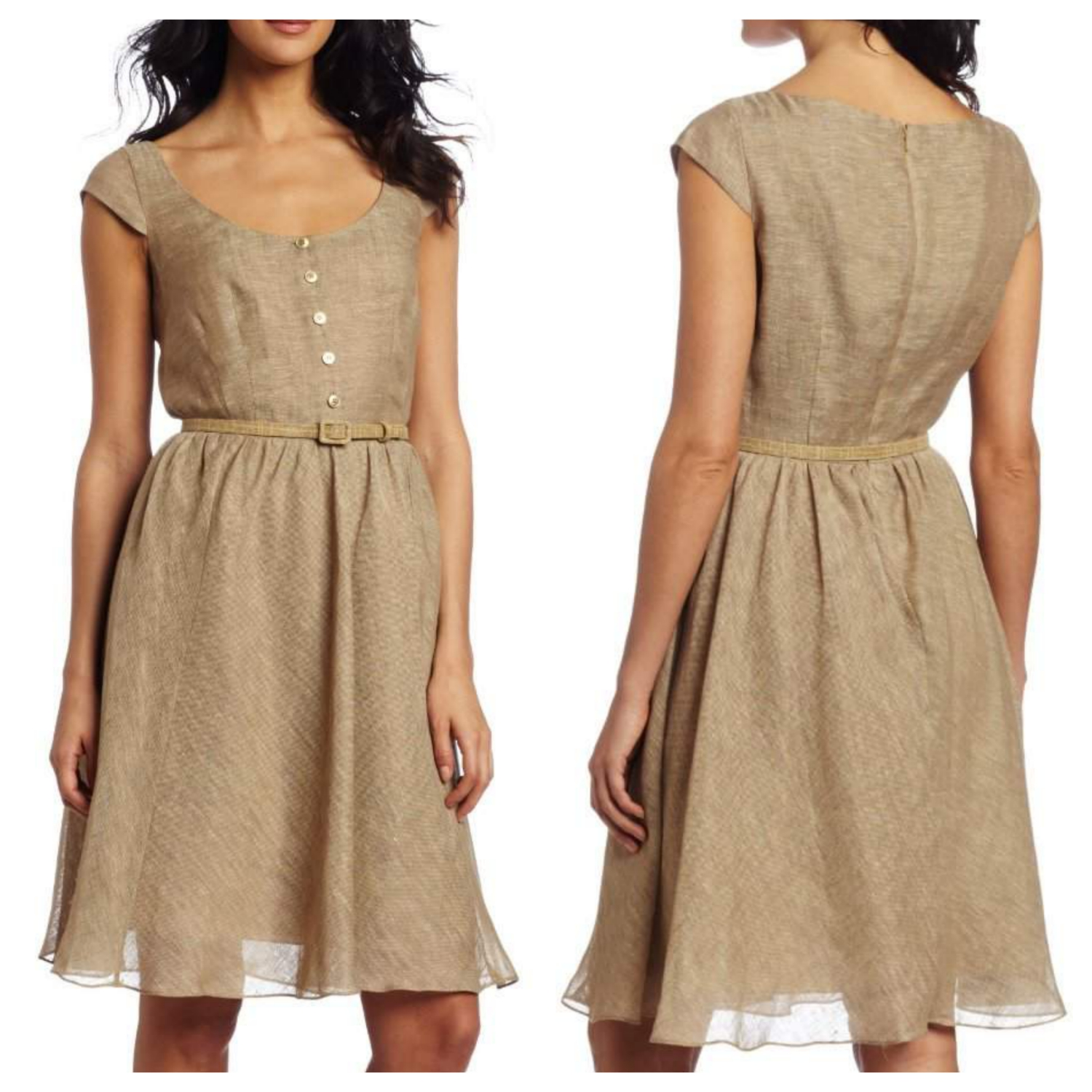 Linen Dresses For Women Online Custom Made To Order