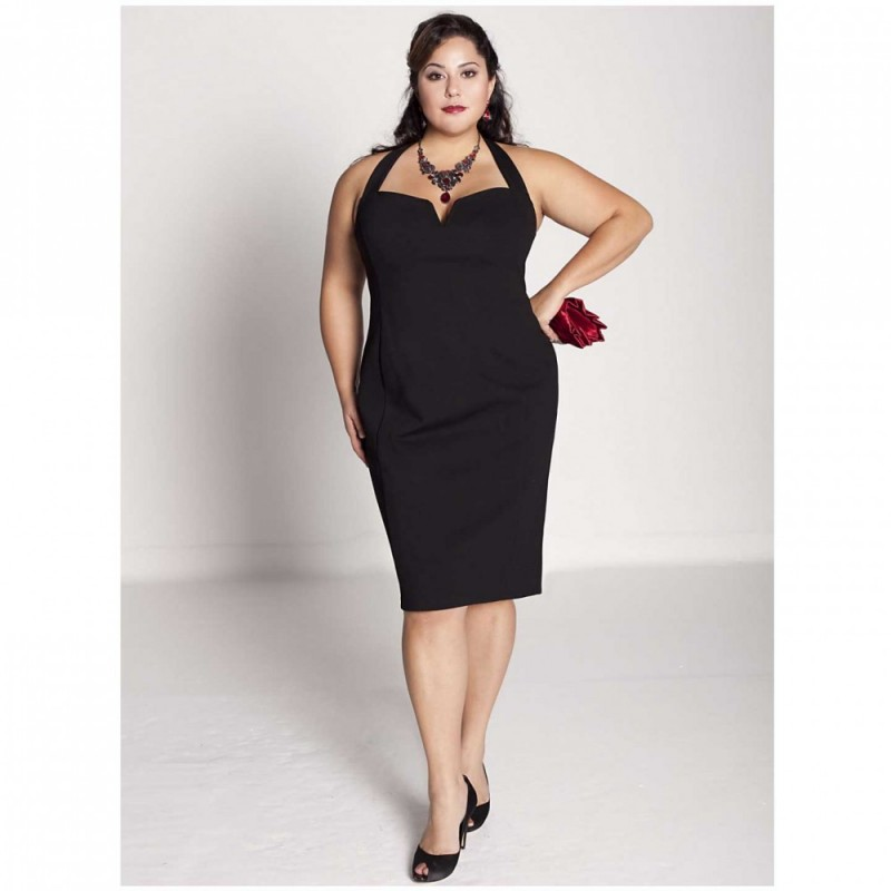 Plus Size Party Dress Runway Fashion Tailor Made Dresses