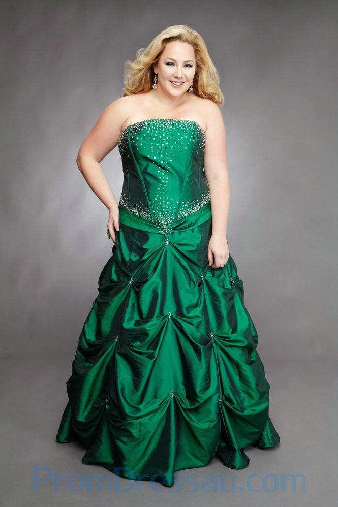 Prom Dresses for Larger Women