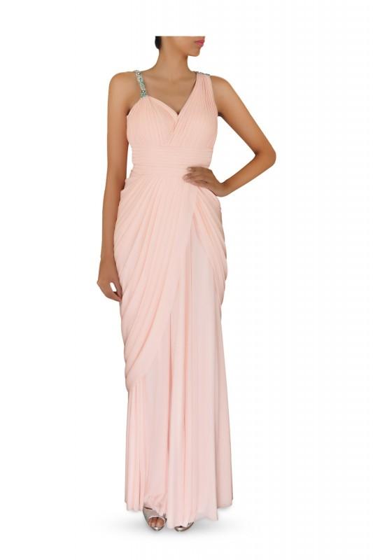 vestido Sari - Runway Fashion - A medida vestidos, Vestidos de ...