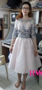 Embroideried Dress