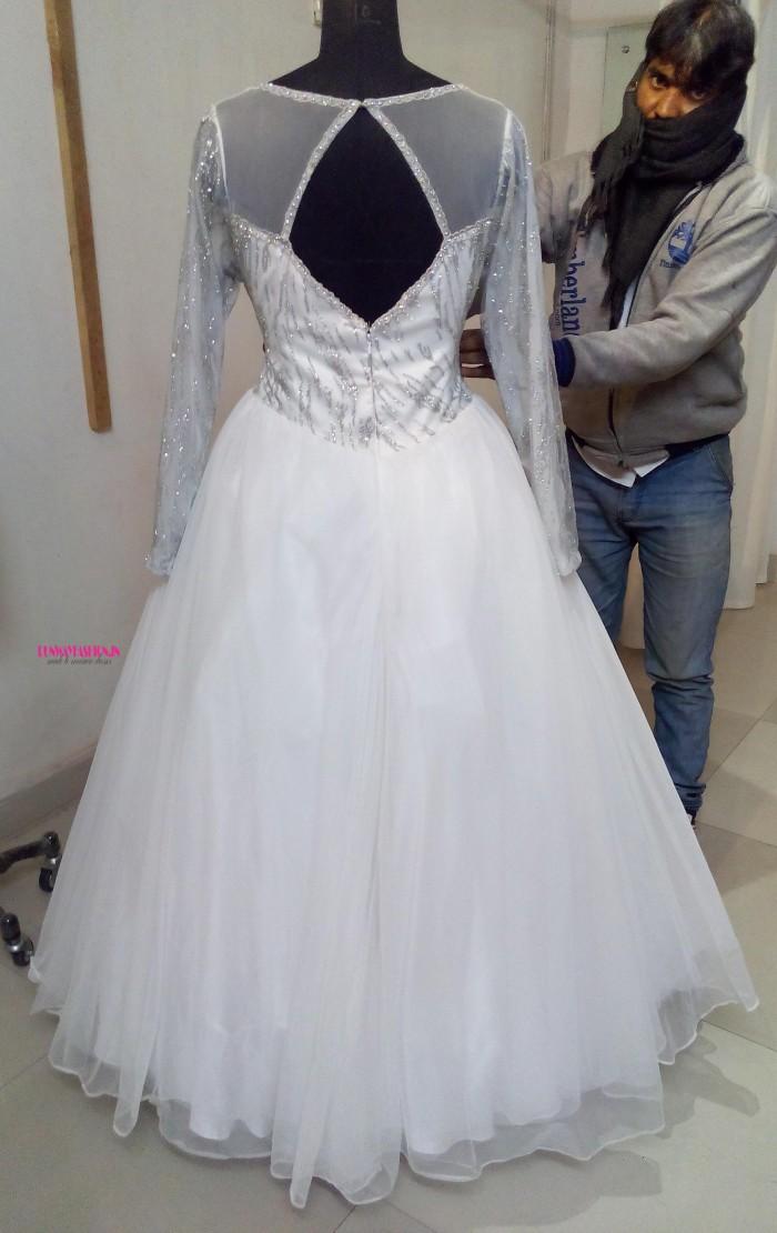 eb3795995 Made to Measure : فساتين زفاف - المدرج الأزياء - مصممة خصيصا فساتين ...